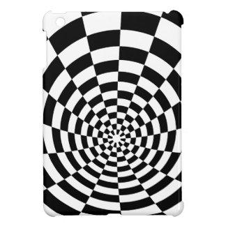 Modelo espacial a cuadros de la ilusión óptica