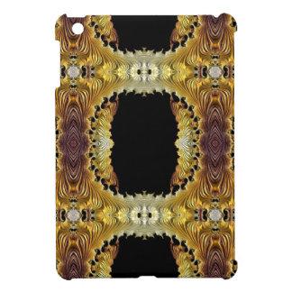 Modelo especial del fractal de oro