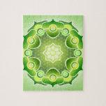 Modelo - extracto verde puzzles con fotos
