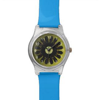 Modelo extraño relojes de mano