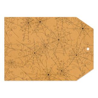 Modelo fantasmagórico de los Web de araña de Anuncio