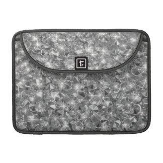 modelo femenino del diamante fundas macbook pro
