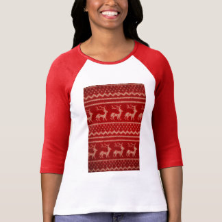 Modelo feo del suéter del navidad