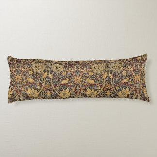 Modelo floral de la tela de la tapicería del cojin cama
