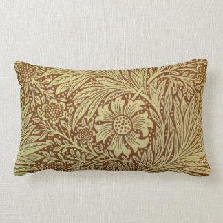 Modelo floral del papel pintado de la maravilla de cojines