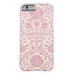 Modelo floral rosado del damasco