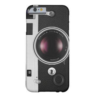 Modelo fresco de la cámara divertida del vintage funda de iPhone 6 barely there