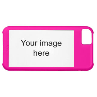 Modelo fucsia d soles in target fast and easy iPhone 5C case