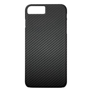 Modelo fuerte de lujo de la textura de la fibra de funda iPhone 7 plus
