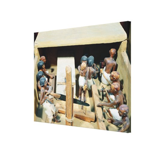 Modelo funerario de un taller de la carpintería impresiones en lona