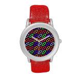 Modelo geométrico 224 reloj de mano