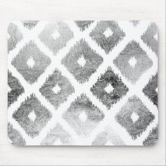 Modelo geométrico abstracto moderno de la falsa mousepad