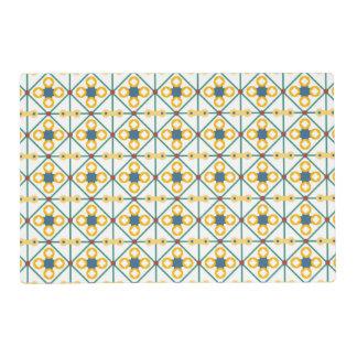 Modelo geométrico abstracto salvamanteles