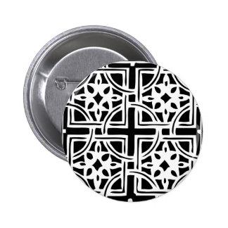 Modelo geométrico blanco y negro