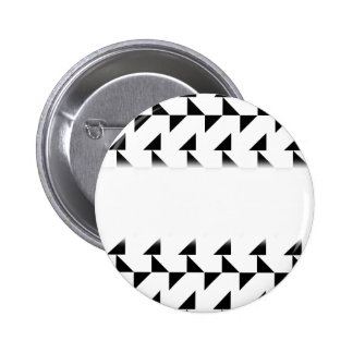Modelo geométrico blanco y negro pin