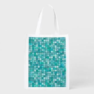modelo geométrico de la teja del trullo del bolsa para la compra