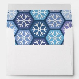 Modelo geométrico de los copos de nieve sobre