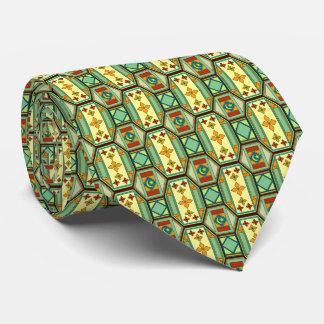 Modelo geométrico del este corbata