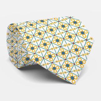 Modelo geométrico del este corbatas personalizadas