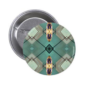 Modelo geométrico del trullo del tono ligero de pin redondo de 2 pulgadas