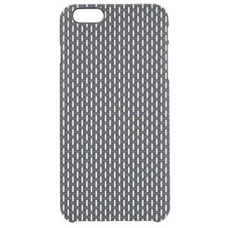 """Modelo geométrico mínimo - Japón """"noche"""" W del Funda Clearly™ Deflector Para iPhone 6 Plus De Unc"""