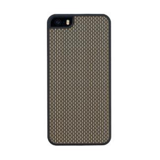 """Modelo geométrico mínimo - Japón """"noche"""" W del Funda De Arce Carved® Para iPhone 5"""