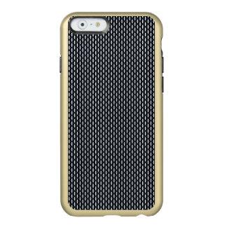 """Modelo geométrico mínimo - Japón """"noche"""" W del Funda Para iPhone 6 Plus Incipio Feather Shine"""