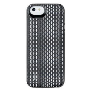 """Modelo geométrico mínimo - Japón """"noche"""" W del Funda Power Gallery™ Para iPhone 5 De Uncommon"""