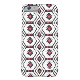 modelo geométrico tribal de moda fresco de los funda barely there iPhone 6