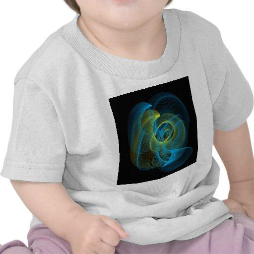 modelo gráfico por completo de la inspiración camiseta