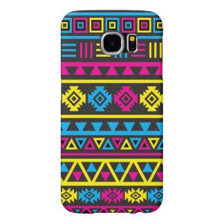 Modelo (grande) azteca del estilo - CMY y negro
