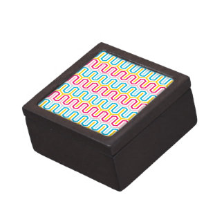 Modelo griego imaginario de la arcada caja de regalo de calidad