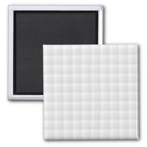 Modelo gris claro del control imán cuadrado