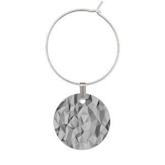 Modelo gris de la textura identificadores de copas