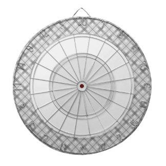 Modelo gris grande de la tela escocesa