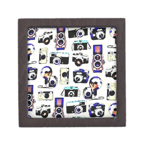 Modelo impresionante del diseño de las cámaras del caja de regalo de calidad