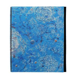 Modelo impreso extracto azul