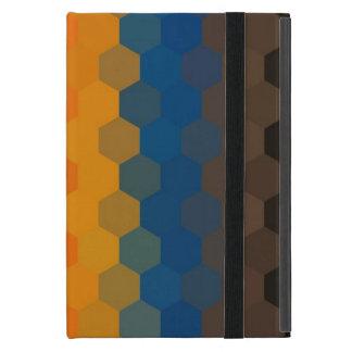 Modelo inconsútil 2 de Chevron de los colores iPad Mini Coberturas