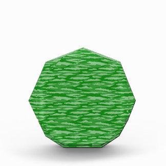 Modelo inconsútil abstracto verde
