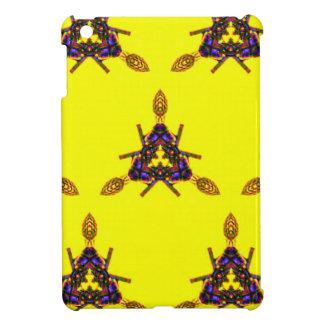 Modelo inconsútil amarillo enrrollado fresco