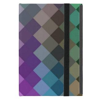 Modelo inconsútil colorido de Chevron iPad Mini Cobertura