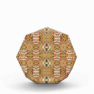 Modelo inconsútil colorido de los Aztecas