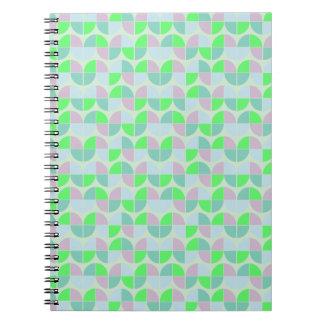 Modelo inconsútil elegante notebook