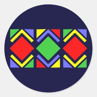 Modelo indio American Native pattern