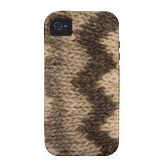 Modelo islandés de las lanas vibe iPhone 4 funda