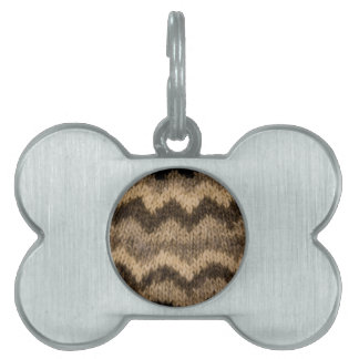 Modelo islandés de las lanas placas de mascota