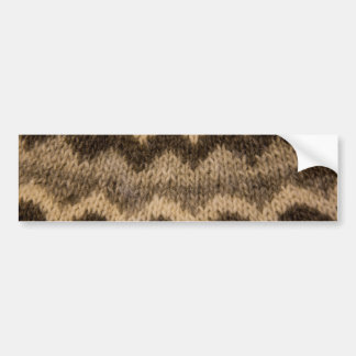 Modelo islandés de las lanas pegatina para auto