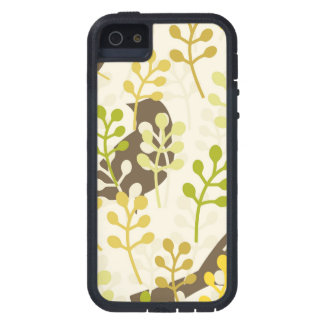 Modelo lamentable del gorrión del pájaro elegante iPhone 5 Case-Mate funda