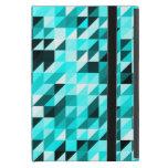Modelo ligero abstracto retro del triángulo de los iPad mini protector