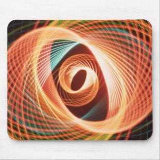 Modelo ligero coloreado Physiogram Mousepad Tapete De Ratones